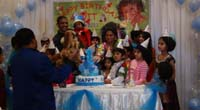Dearborn Michigan 1st Birthday Party