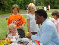 Warren Michigan Face Painting at Michigan Park