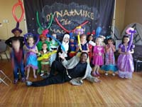 Wyandotte Michigan Kid's Halloween Party